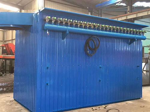 XMC型单机脉冲除尘器