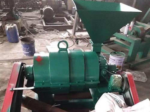 新型磨煤喷粉机